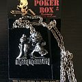 Iron Maiden -A Real Life One- original Pendant Other Collectable