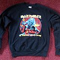 Iron Maiden -A Real Live One- Sweatshirt