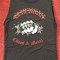 Gehennah - TShirt or Longsleeve - Gehennah -Chaos and Metal- Shirt