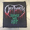 Obituary -Slowly we Rot- Patch