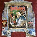 Destruction Tribute Vest  Battle Jacket