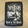Marduk -Here`s no Peace- Patch