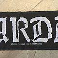 Marduk -Logo- Patch