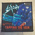 Sodom -Tapping the Vein- Patch