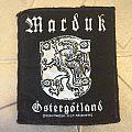 Marduk -Östergötland- Patch