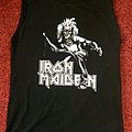 Iron Maiden - TShirt or Longsleeve - Iron Maiden -Sanctuary- Shirt