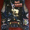 Iron Maiden Tribute Vest Battle Jacket