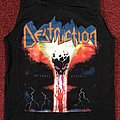 Destruction - TShirt or Longsleeve - Destruction -Infernal Overkill- Shirt