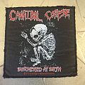 Cannibal Corpse -Butchered at Birth- Patch