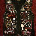 Battle Vest black Denim Battle Jacket
