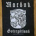 Marduk -Östergötland- Backatch