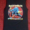 Iron Maiden - TShirt or Longsleeve - Iron Maiden -A Real Live One- Shirt