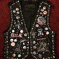 Iron Maiden, Nifelheim Tribute Vest Battle Jacket