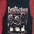 Destruction - TShirt or Longsleeve - Destruction -Sentence of Death- Shirt