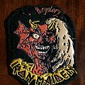 Iron Maiden - Patch - Iron Maiden Rubber Patch