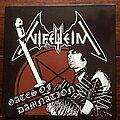 "Nifelheim - Tape / Vinyl / CD / Recording etc -  Nifelheim / Sadistik Exekution - Tribute To Slayer Magazine - Split EP 7"""