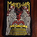Manowar - Patch - Manowar Rubber Patch