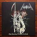 "Nifelheim - Tape / Vinyl / CD / Recording etc -  Nifelheim - The Burning Warpath To Hell - Vinyl EP 7"""