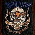 Motörhead - Patch - Motörhead Rubber Patch