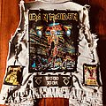 Iron Maiden - Battle Jacket - Jeansvest