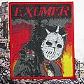 Exumer - Possessed By Fire patch