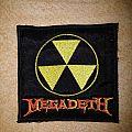 Megadeth - Patch - Megadeth logo