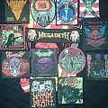 Various rare, original, vintage, woven patches for sale
