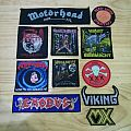 Patches for trade or sale