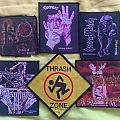 Original vintage patches