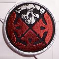 Life Of Agony round patch