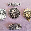 13th Moon, Whoredom Rife, Arkhon Infaustus (Pin's) Pin / Badge