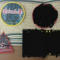 Entombed - Patch - Entombed, death, ripping corpse, megadeth, and toxic holocaust.
