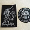 Maniac Butcher Woven Patches