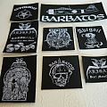 Abigail / Barbatos / Cut Throat woven patches