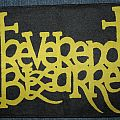 Reverend Bizarre Woven backpatch