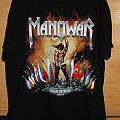 Manowar - King of Metal MMXIV Tour shirt