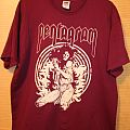 Pentagram - Tour shirt