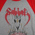 Sabbat - TShirt or Longsleeve - Sabbat - Baseball Jersey