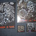 Sadus - Other Collectable - Sadus - Swallowed in Black collection