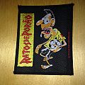 Ratos De Porão - Patch - Ratos De Porão  woven patch