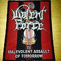 Violent Force - Malevolent Assault Of Tomorrow  Patch