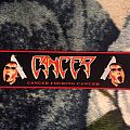 Cancer woven strip patch