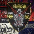 Shitfucker-Devil Punk  Patch