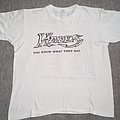 Hades - TShirt or Longsleeve - Hades - If at First You Don't Succeed European Tour 1989