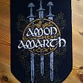 Amon Amarth back patch