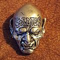 Kreator original vintage metal pin Other Collectable
