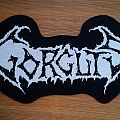Gorguts back patch