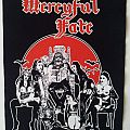 Mercyful Fate back patch