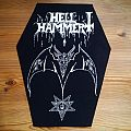 Hellhammer back patch