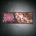 Morbid Angel Strip Patch